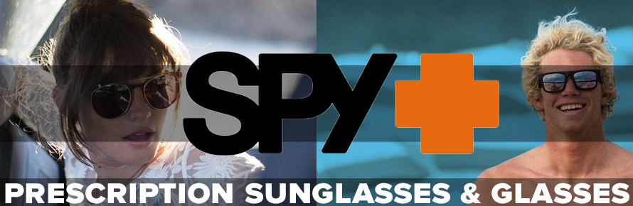 Spy Optic Prescription Sunglasses and Glasses